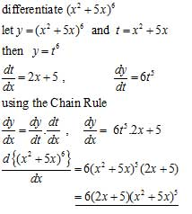 What is the Chain Rule? (Finding Derivatives Using the Chain Rule ...