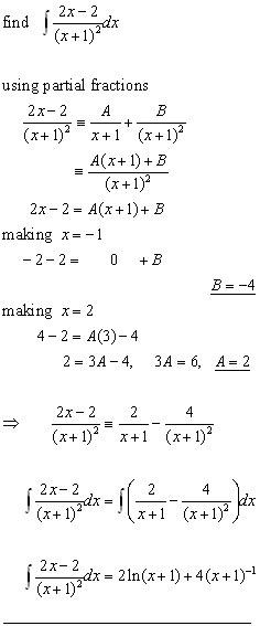 math worksheet : integration algebraic fractions integration from a level maths tutor : Algebraic Fractions Worksheet