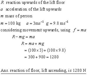 lift problem #01i
