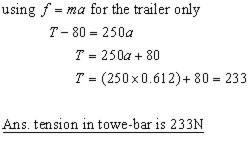 towe-bar problem #01ii