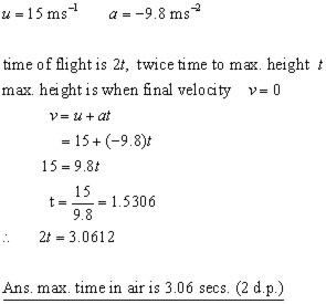 UNIFORM ACCELERATION,linear motion,mechanics revision notes from A ...